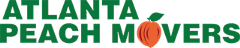 Logo of Atlanta Peach Movers