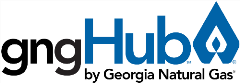 Logo of Georgia Natural Gas