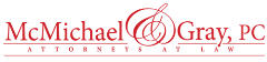 Logo of McMichael & Gray